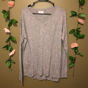 NWOT Lou & Grey Top